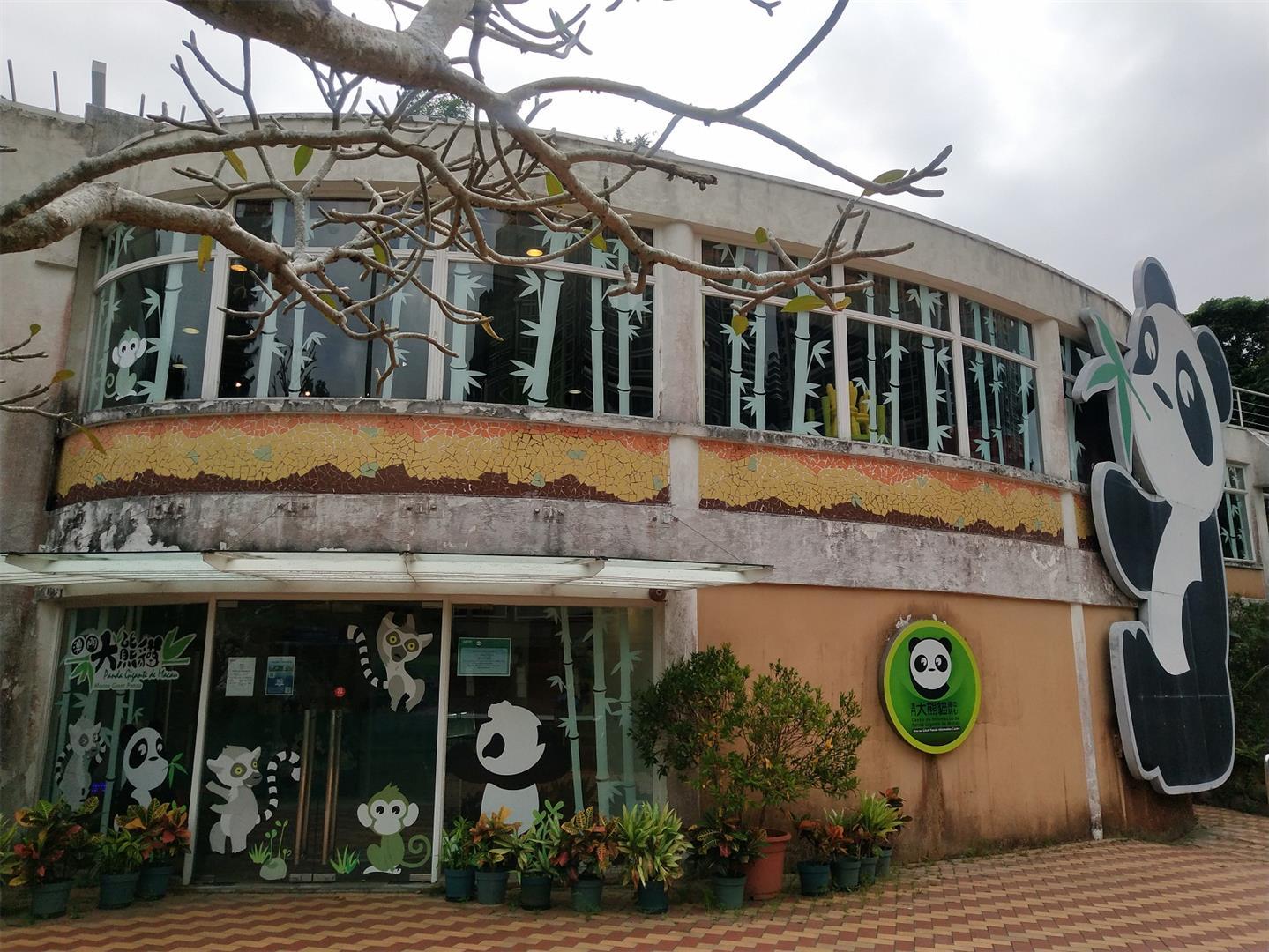 大熊猫资讯中心维修翻新暂停开放