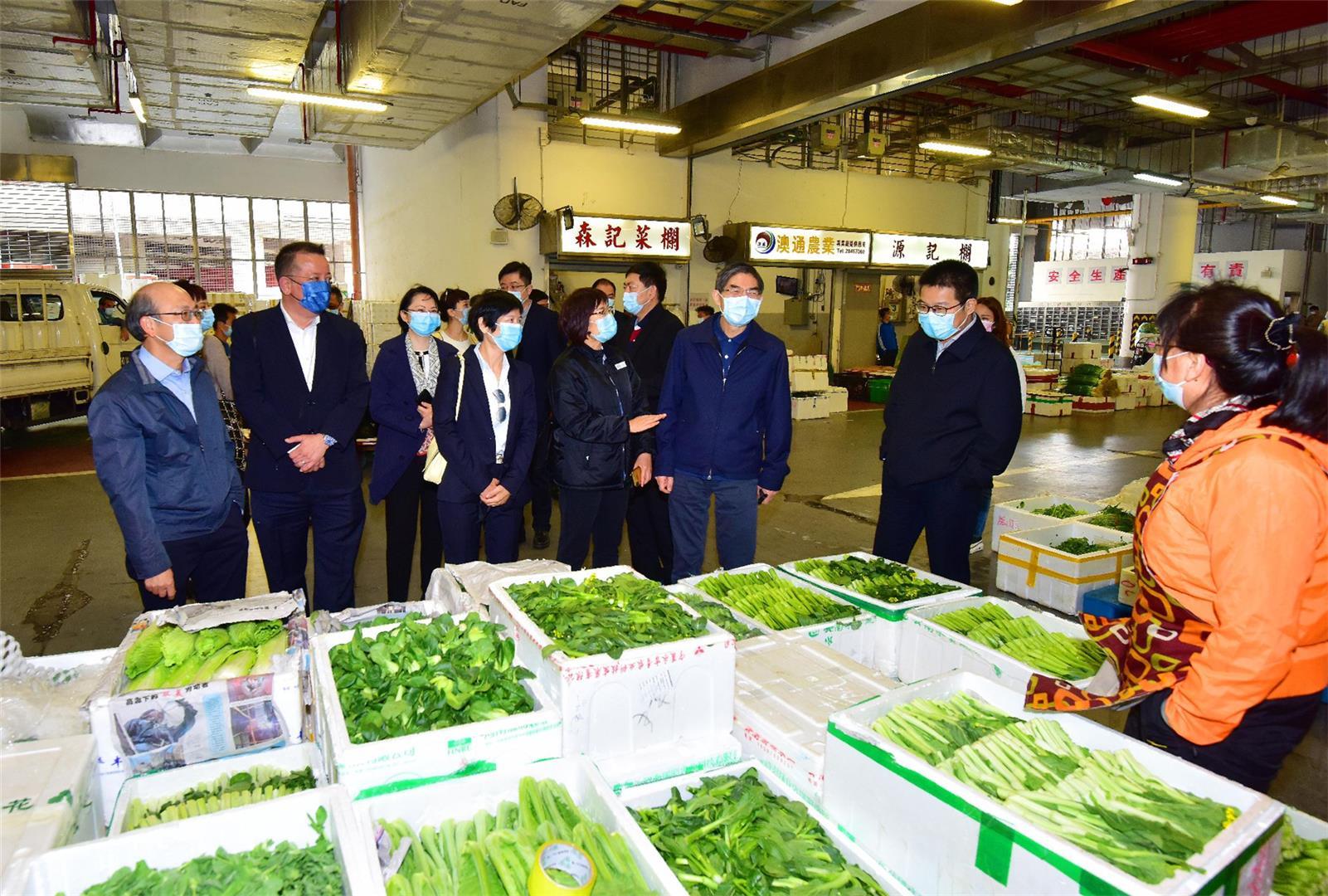 首次食品安全与动植物检验验疫高层机制会昨举行