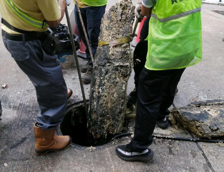 市政署去年下半年完成二千多宗清渠保养  巡查逾六百食肆冀社会合力保护渠网畅通