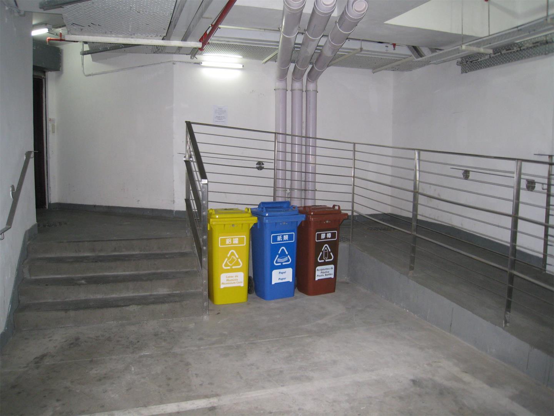 废物分类回收