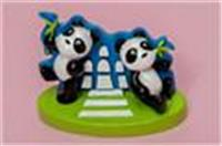 熊貓樹脂膠座(大三巴牌坊)