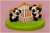 Giant Panda resin ornament (Morrish Barracks)