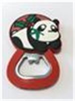 Giant Panda bottle opener (a) red