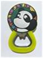 Giant Panda bottle opener (d) yellow