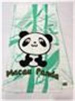熊貓造型毛巾(白色)