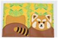 Passport cover (red panda)