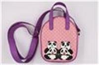 Shoulder bag for children (pink)