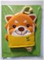Key pouch (red panda)